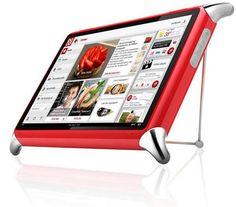 The QOOQ Culinary Tablet is Sleek #gadgets trendhunter.com
