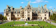 The Biltmore Estate, Asheville, North Carolina | Luxury Destination Overview | Inspirato| #Mindful #Travel #Luxury #Destinations mindfultravelbysara.com