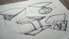 Sketch / table