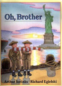 Oh, Brother, written by Arthur Yorinks, 1989