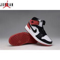 3611e3e01dae Air Jordan 1 Retro High OG White Black-Varsity Red (Men Women GS Girls)