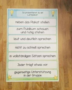 Nach der Gestaltung eines Lernplakats ist vor dem Präsentieren… Auch diese Kr… After the design of a learning poster is before presenting … This Kr … – level of education – Montessori Education, Elementary Education, Montessori Baby, Higher Education, Special Education, Curriculum, Social Trends, Primary School, Classroom Management