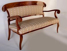 Magyar bieder szófa Woody, Accent Chairs, Armchair, Antiques, Modern, Palace, Furniture, Vintage, Fill