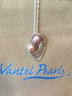 Pearl Vantel Pearls Anchors Away Keychain By Scientific Process