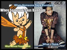 Bambam #GOT7