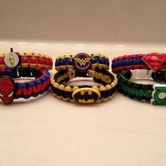 Super hero line