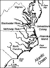 roanoke essay - the roanoke colony was located on the roanoke island, in dare county this is where north carolina is located today in 1584, explorers philip amadas and arthur barlowe were the first europeans to set view the island.