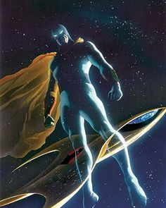Space Ghost by Alex Ross