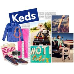 """Fall Hard for Keds"" by klein381 on Polyvore"