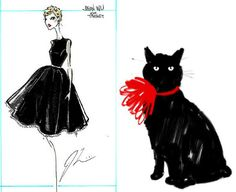Jason Wu for Target sketches