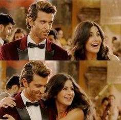Hrithik Roshan - Katrina Kaif :heart_eyes: