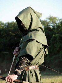 Hooded Bowman | Bowman Tunic