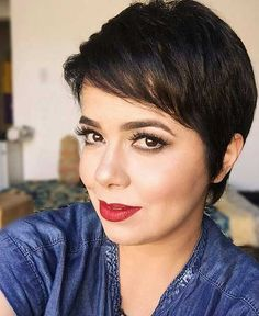 34-Pixie Hairstyle