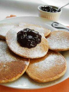 Whole wheat pancakes (SB)