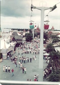 I miss this ride!