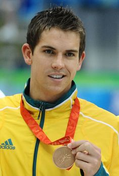 Australian swimmer Eamon Sullivan will return to Olympic competition in London after a strong performance in Beijing.
