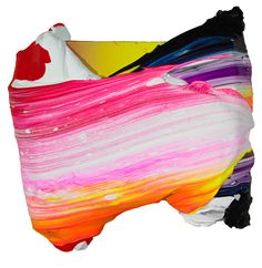 yago hortal - acrylic on linen