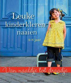 Leuke Kinderkleren Naaien 4-8 Jaar | Laurance Mériat | Paperback | 9789002252549 | eci.be
