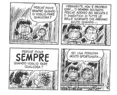 It always rains - Peanuts Snoopy Love, Brown Co, Lucy Van Pelt, Charlie Brown And Snoopy, Vintage Cartoon, Peanuts Snoopy, Bucky Barnes, Vignettes, Comics