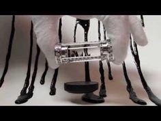 Ferrofluid Jewelry