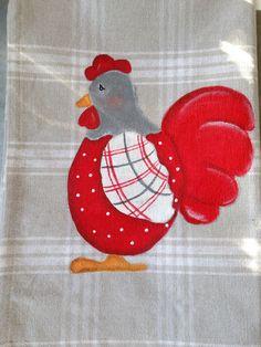 La poule....