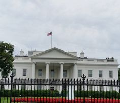 Postcards from D.C. . #washington #dc #whitehouse