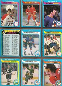 343-351 Yvon Labre, Curt Bennett, Mike Christie, Checklist, Pat Price, Ron Low, Mike Antonovich, Roland Eriksson, Bob Murdoch