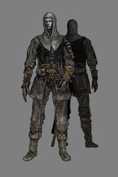 「DARK SOULS III」,金属鎧を身に着けた「騎士」や2本の曲剣で戦う「傭兵」,何もない「持たざる者」など10種類の素性が公開 - 4Gamer.net