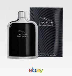 Jaguar Classic Black By Jaguar 3.4 Oz Edt Cologne For Men In Box Best  Fragrances, 66b9af03b3