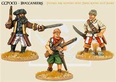 Crusader - CCP003 - Pirates - Buccaneers