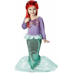 Find More Girls Costumes Information about Girls Kids And Toddler Wistful Mermaid Child Halloween Cosplay Costume,High Quality Girls Costumes from Memune Costumes Store on Aliexpress.com