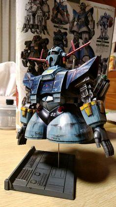 Guardian Unit Robot Spirits SIDE MS GEARA Zulu Bandai Version Unicorn Gundam