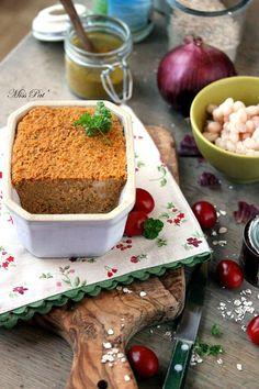 Terrine haricots, coco & curry (c'est végétal ! ) - Miss Pat'