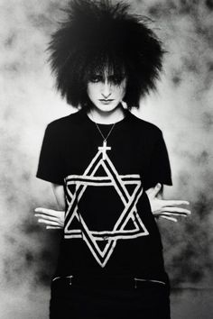 Siouxsie Sioux (/ˈsuːziː suː/, born Susan Janet Ballion; 27 May 1957) is an English singer, songwriter, musician and producer. She is best known as the lead singer of the alternative rock band Siouxsie and the Banshees (1976–1996) and the drums-and-voice duo The Creatures (1981–2005).