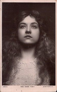 The Maude Fealy Postcard Gallery - Lizzie Caswall Smith