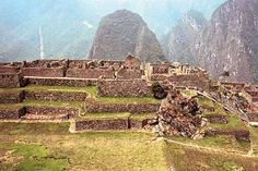 Machu Picchu - Crystalinks