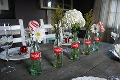 Que bonito detalle para la mesa ;)