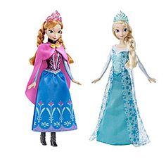 #BigLots Disney® Frozen Dolls at Big Lots.