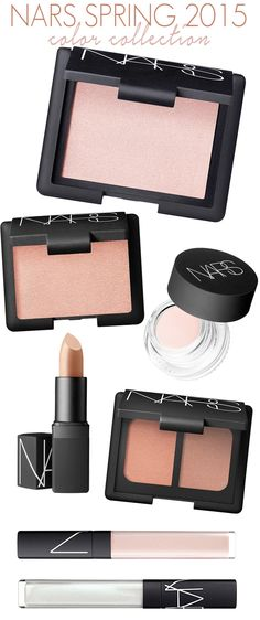 NEW! NARS Spring 2015 Color Collection: A Study in Nudes!