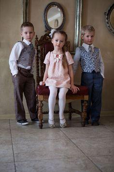 ALALOSHA: VOGUE ENFANTS: Коллекция детской одежды от Gioia di Mamma