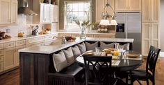 my kitchen | odds and ends | Pinterest | Islands, Kitchens and Kitchen Islands