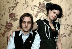 Arcade Fire's Win Butler and Régine Chassagne