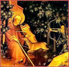 Santo franciscano do dia - 10/02 - São Gil Maria de São José Religioso da Primeira Ordem (1729-1812). Canonizado por São João Paulo II no dia 2 de junho de 1996.