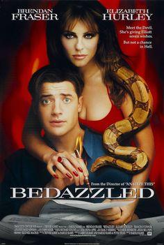 Bedazzled Liz kötü aktris onu biliyoruz da Brendan Fraser of of...