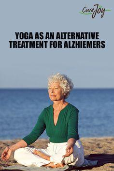 Yoga As An Alternative Treatment For Alzheimer's ==>