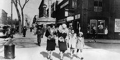 Nowy Jork, Harlem 1933 / fot. Getty Images