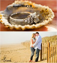 outer banks engagement portraits, OBX engagement, esesh, engagement session, rings, ring details, Outer Banks, destination wedding, beach engagement, Brooke Mayo Photographers, www.brookemayo.com