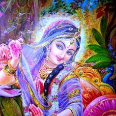 Lotus-Eyed Sri Krishna and merciful Radharani Krishna Avatar, Radha Krishna Holi, Lord Krishna Images, Radha Krishna Pictures, Radha Rani, Radhe Krishna Wallpapers, Lord Krishna Wallpapers, Lord Shiva Painting, Krishna Painting