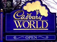 Birmingham, UK - Cadbury Factory-----my fave chocolate over all others! Cadbury Factory, Cadbury World, Birmingham England, Uk Trip, Backpacking Asia, Dere, Travel Channel, Stay The Night, England Uk