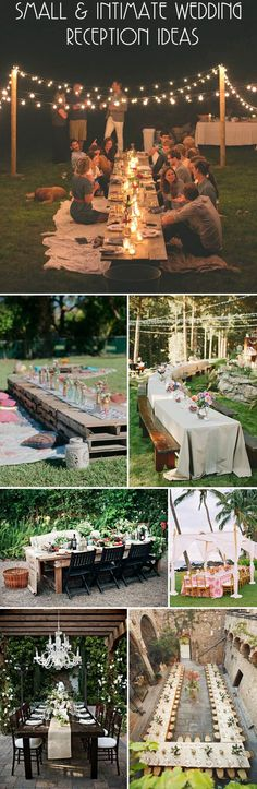 Intimate Wedding Ideas: Five Essential Elements That Bring Your Guests Together